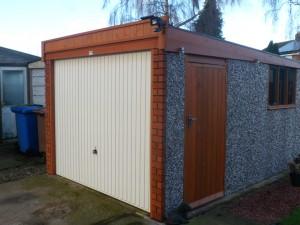 Standard Pent Garage – Great Option for a Limited Budget