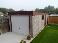 Standard PVC Garage