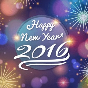 Happy New Year to all our Customers