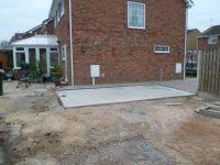 New Garage Base