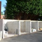 Renovation of Housing Association Garages