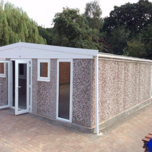 Garden Room Used as an Office