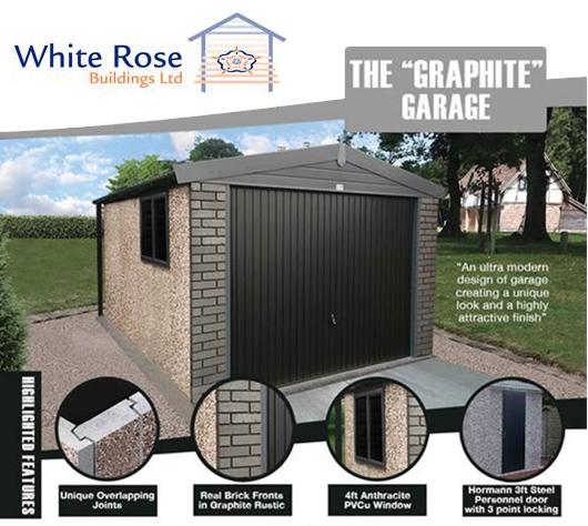 "The New ""Graphite"" Garage"