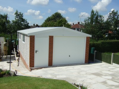 Special Prefabricated Garages