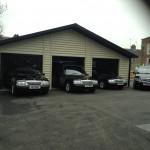Insulated Garage