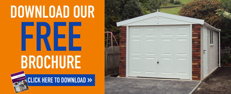 Concrete Garages Brochure Download