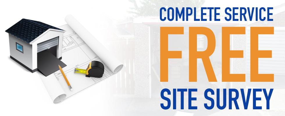 Free Site Survery