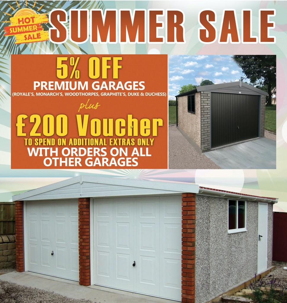 July Summer Sale Offer