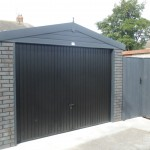 Graphite Concrete Garages