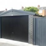 Graphite Concrete Garages