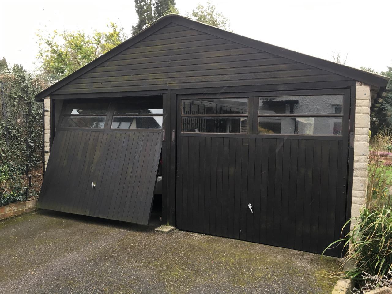 Garage Refurbishment Services White Rose Buildings Ltd