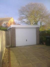 Garage Re-Roofs