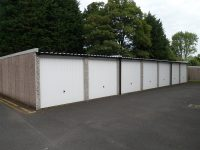 Battery of Garages