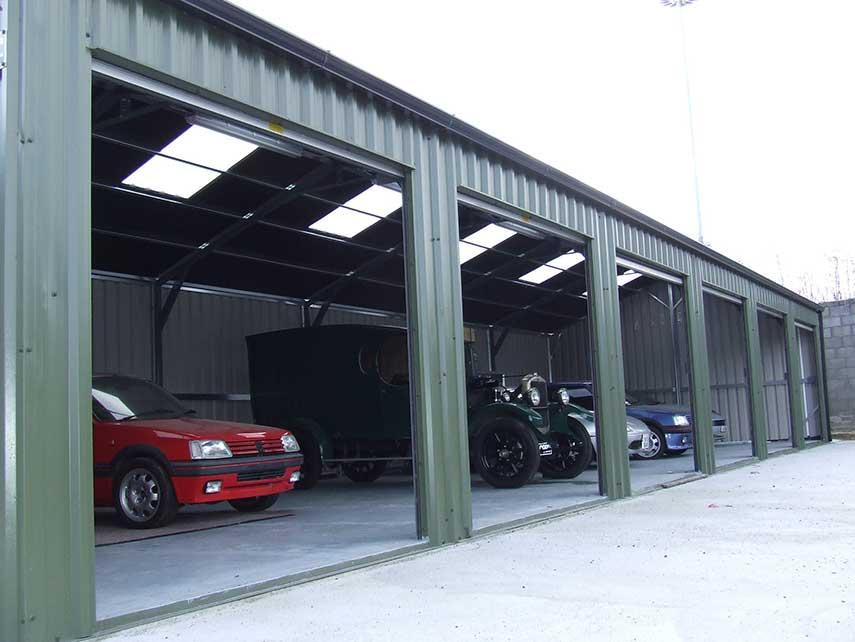 Classic Car Storage White Rose Buildings