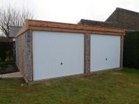 Pent Standard Garage