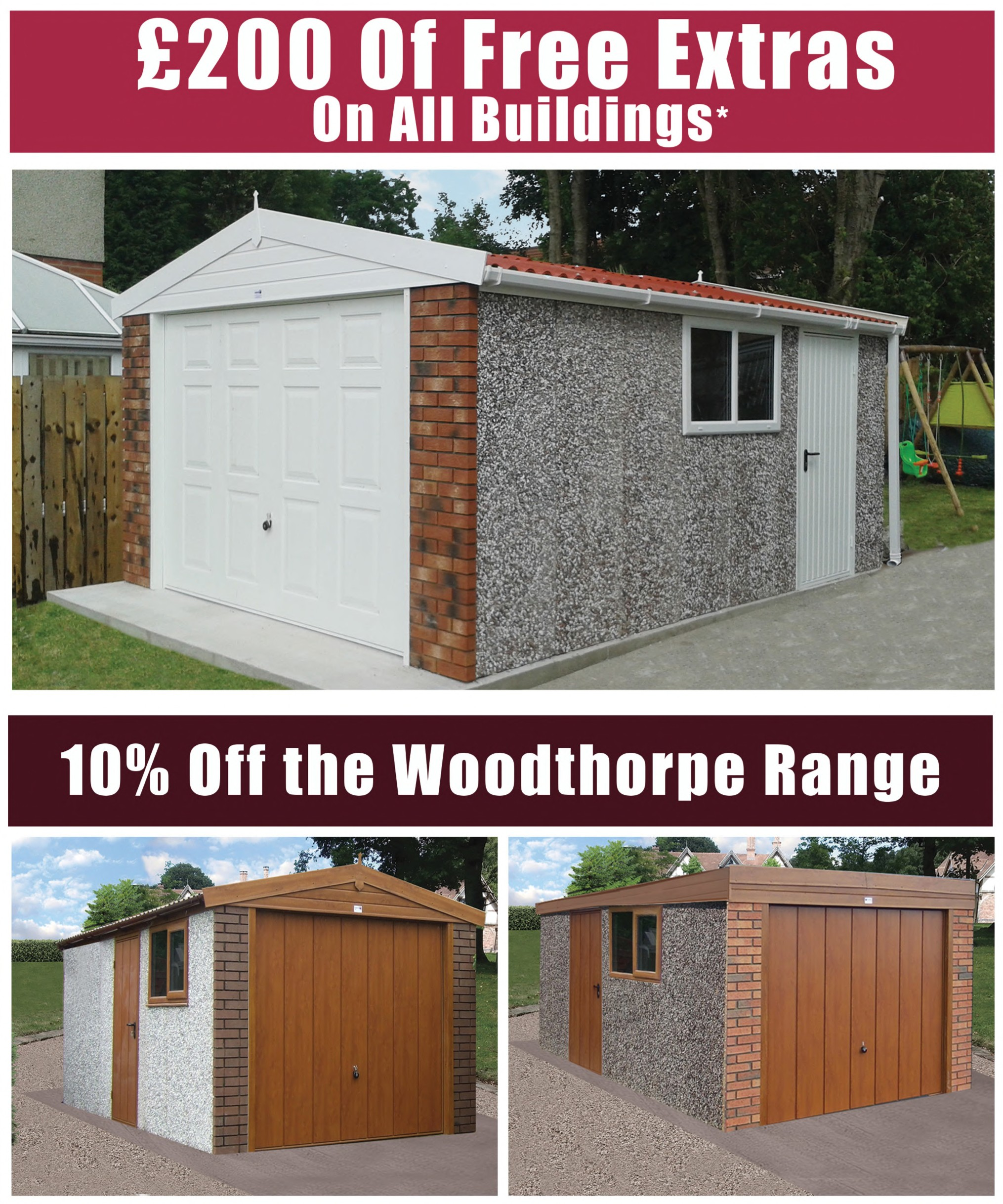 Concrete Garage Offers