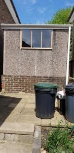 Garage Refurbishment