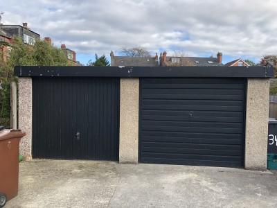 Garage Refurbishment - Before