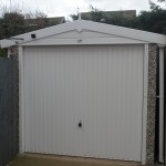 Apex PVC Garage